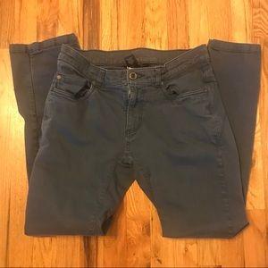 Black Diamond Stretch Font Pants 32